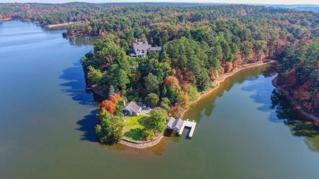 2501 Linger Longer Drive, Greensboro, GA 30642 (MLS #46043) :: Team Lake Country