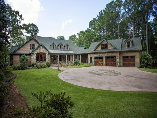 189 Reynolds Drive, Eatonton, GA 31024 (MLS #46199) :: Team Lake Country