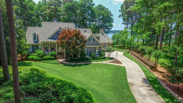 141 Porterfield Drive, Eatonton, GA 31024 (MLS #46737) :: Team Lake Country
