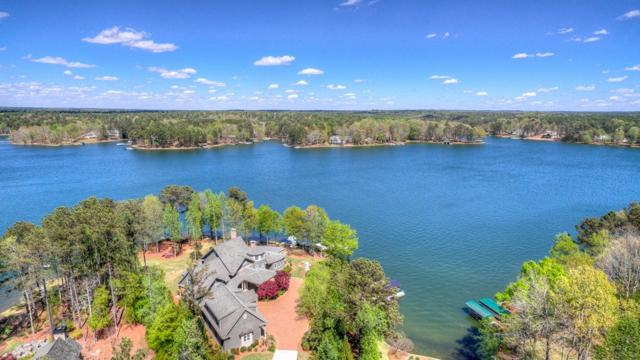 1011 Point View Lane, Greensboro, GA 30642 (MLS #46989) :: Team Lake Country
