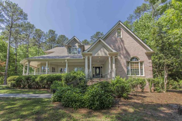 1101 Club Cove Drive, Greensboro, GA 30642 (MLS #47049) :: Team Lake Country