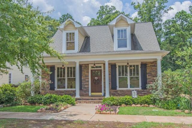 1441 Carriage Ridge Drive, Greensboro, GA 30642 (MLS #48034) :: Team Lake Country