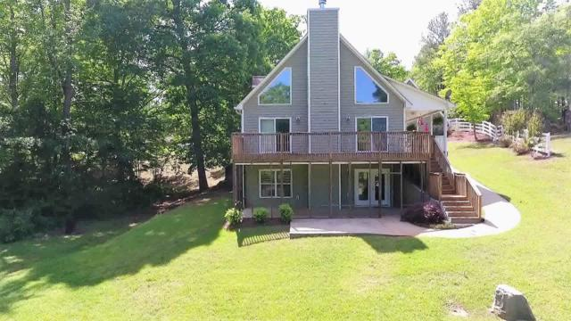 584 River Lake Drive, Eatonton, GA 31024 (MLS #48684) :: Jo Jones & Company
