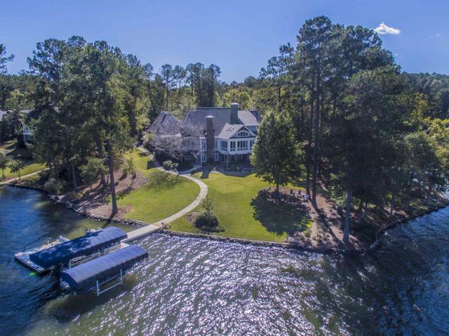 1471 North Shore Drive, Greensboro, GA 30642 (MLS #48799) :: Team Lake Country