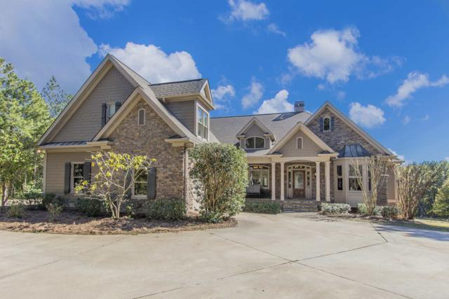 355 Harmony Road, Eatonton, GA 31024 (MLS #48800) :: Team Lake Country