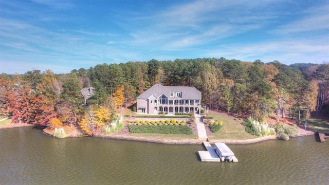 1240 Sunset Overlook, Greensboro, GA 30642 (MLS #48989) :: Team Lake Country