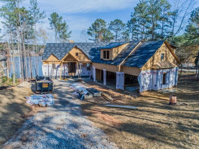 1051 Summerwind Drive, Greensboro, GA 30642 (MLS #49089) :: Team Lake Country