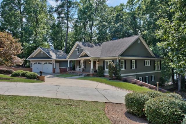 1181 Liberty Bluff Road, Greensboro, GA 30642 (MLS #49091) :: Team Lake Country