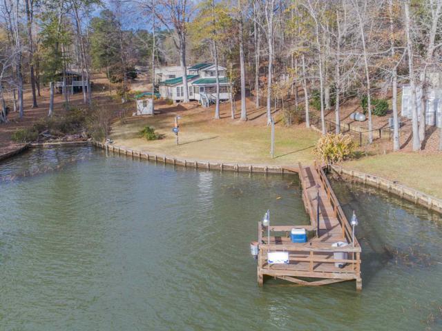 1031 Crooked Creek Road - Brwe, Eatonton, GA 31024 (MLS #49092) :: Team Lake Country