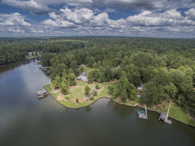 229 N Steele Bridge Road, Eatonton, GA 31024 (MLS #49139) :: Team Lake Country