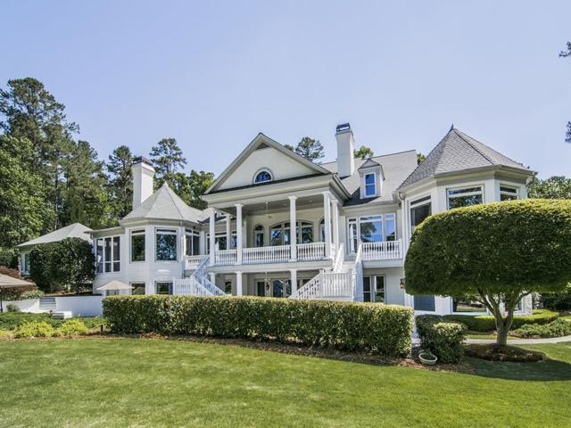 1010 Callahans Ridge Road, Greensboro, GA 30642 (MLS #49798) :: Team Lake Country