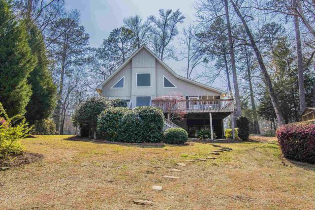 237 Thomas Drive, Eatonton, GA 31024 (MLS #49854) :: Team Lake Country