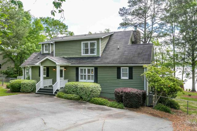 247 Collins Road, Milledgeville, GA 31061 (MLS #50280) :: Team Lake Country