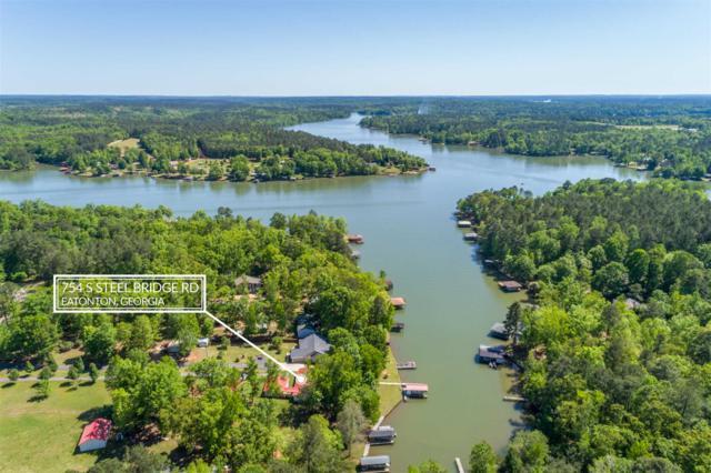 754 S. Steel Bridge Road, Eatonton, GA 31024 (MLS #50309) :: Team Lake Country