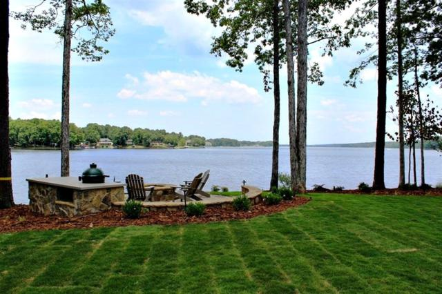 107 Sapelo Pointe, Eatonton, GA 31024 (MLS #50533) :: Team Lake Country