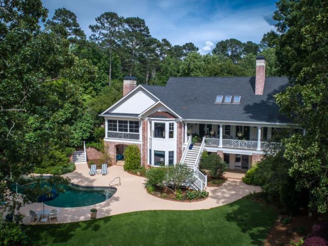 2051 Pine Grove Road, Greensboro, GA 30642 (MLS #50637) :: Team Lake Country
