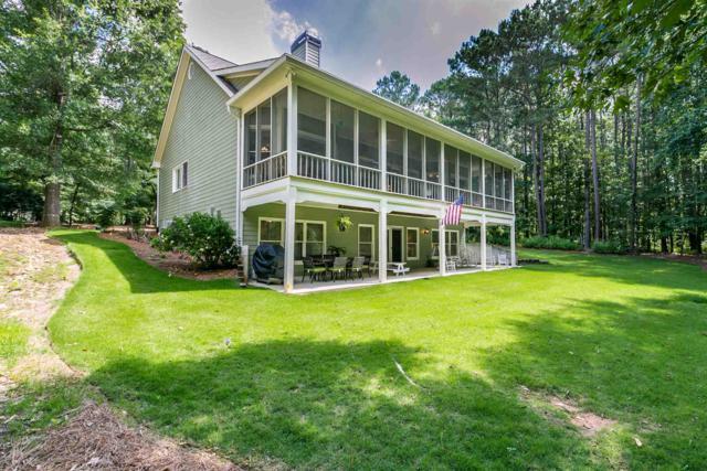 1021 Oak Valley Road, Greensboro, GA 30642 (MLS #50769) :: Team Lake Country