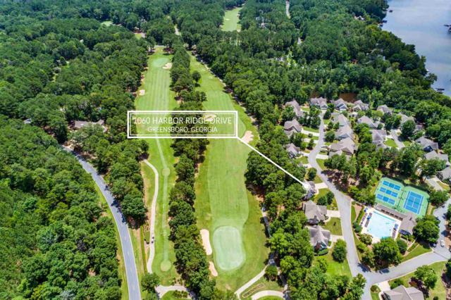 1060 Harbor Ridge Drive, Greensboro, GA 30642 (MLS #50972) :: Team Lake Country