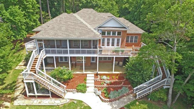 1390 Winged Foot Drive, Greensboro, GA 30642 (MLS #51016) :: Team Lake Country