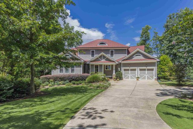 143 Cape View Lane, Eatonton, GA 31024 (MLS #51166) :: Team Lake Country