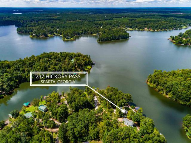 237 Hickory Pass, Sparta, GA 31087 (MLS #51450) :: Team Lake Country