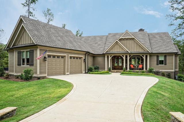 1260 Long Cove Drive, Greensboro, GA 30642 (MLS #51506) :: Team Lake Country