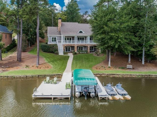 1100 Turnberry Circle, Greensboro, GA 30642 (MLS #51522) :: Team Lake Country