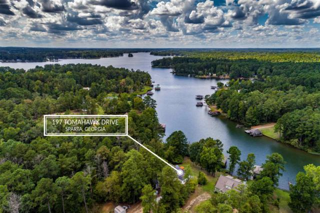 197 Tomahawk Drive, Sparta, GA 31087 (MLS #51533) :: Team Lake Country