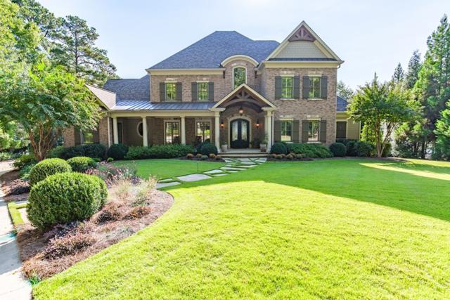 1110 Hawthorne Heights, Greensboro, GA 30642 (MLS #51779) :: Team Lake Country