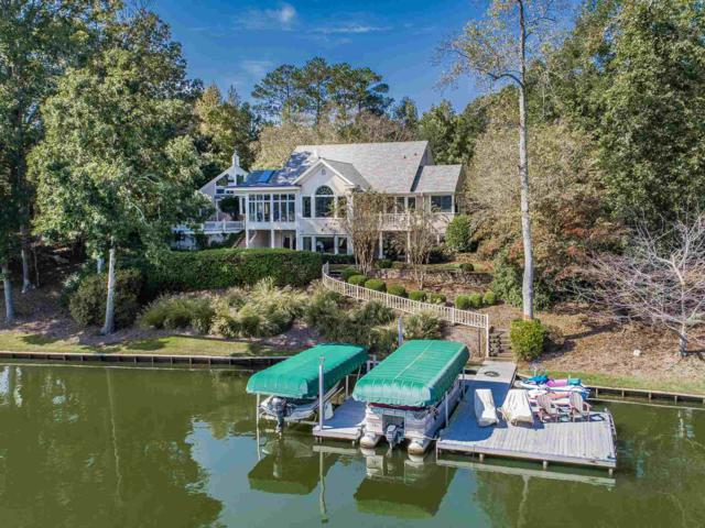 1020 Elk River Court, Greensboro, GA 30642 (MLS #51807) :: Team Lake Country