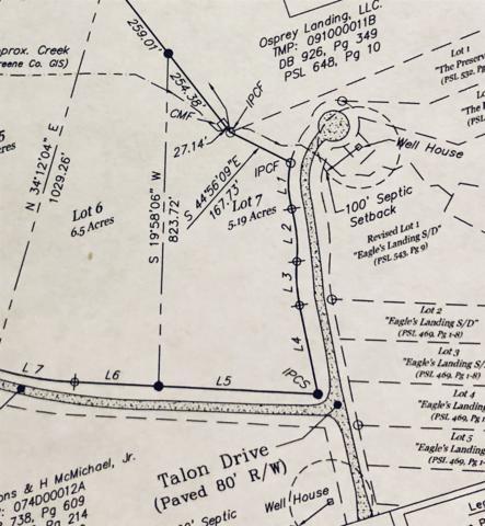 Lot 7 Eagle Way Drive, Greensboro, GA 30642 (MLS #51988) :: Team Lake Country