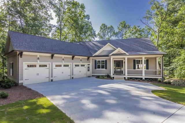 1080 Spyglass Hill, Greensboro, GA 30642 (MLS #52009) :: Team Lake Country