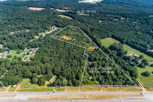 2820-2860 Monroe Highway, Watkinsville, GA 30677 (MLS #52171) :: Team Lake Country