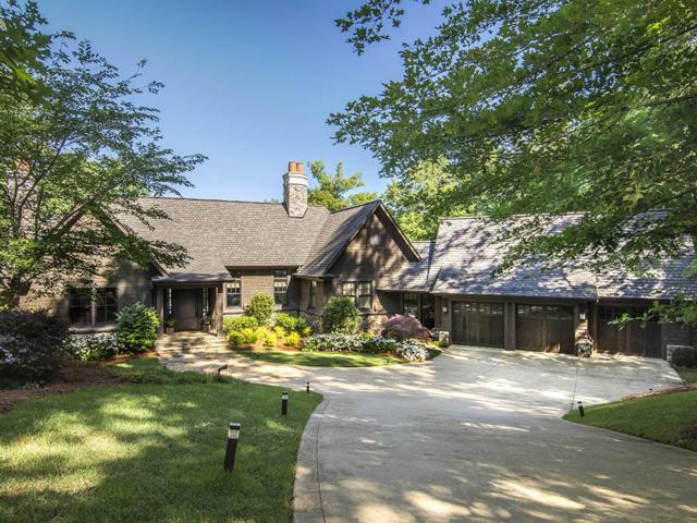 1081 Falling Creek Drive, Greensboro, GA 30642 (MLS #52345) :: Team Lake Country
