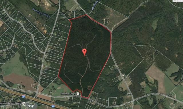 287 Acres Fears Road, Madison, GA 30650 (MLS #52505) :: Team Lake Country