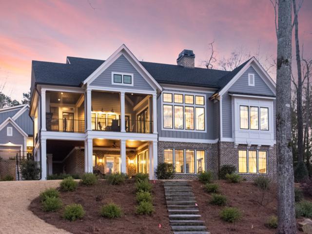 1625 Snug Harbor Drive, Greensboro, GA 30642 (MLS #52549) :: Team Lake Country