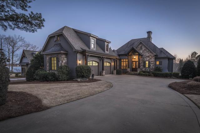 138 Cape View Lane, Eatonton, GA 31024 (MLS #52706) :: Team Lake Country