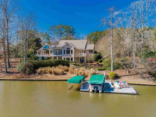 1020 Elk River Court, Greensboro, GA 30642 (MLS #52766) :: Team Lake Country