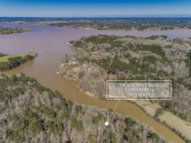 0 Harmony Road, Eatonton, GA 31024 (MLS #52966) :: Team Lake Country