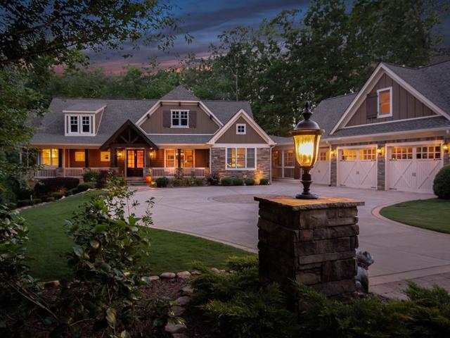 1321 Jackson Ridge Road, Greensboro, GA 30642 (MLS #53342) :: Team Lake Country