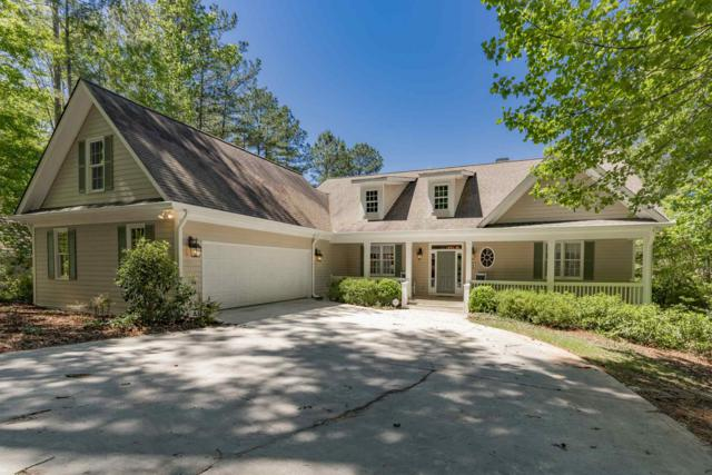 1421 Winged Foot Drive, Greensboro, GA 30642 (MLS #53442) :: Team Lake Country