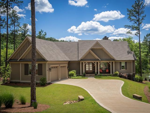 1260 Long Cove Drive, Greensboro, GA 30642 (MLS #53634) :: Team Lake Country