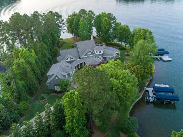 1011 Point View Lane, Greensboro, GA 30642 (MLS #53780) :: Team Lake Country