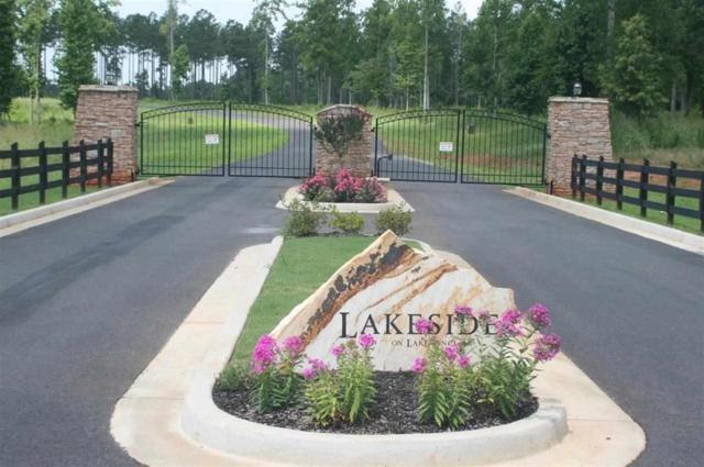 103 Highpine Drive, Eatonton, GA 31024 (MLS #53810) :: Team Lake Country