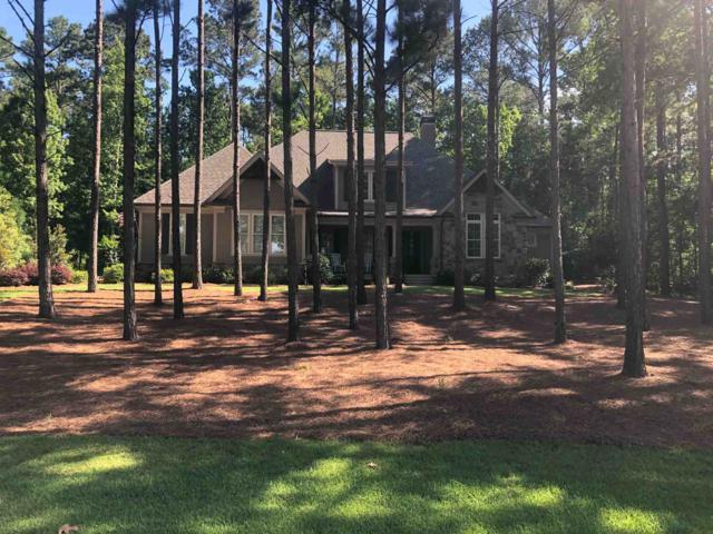 1280 Fairway Ridge Drive, Greensboro, GA 30642 (MLS #53975) :: Team Lake Country