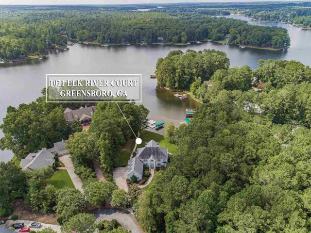1021 Elk River Court, Greensboro, GA 30642 (MLS #54213) :: Team Lake Country
