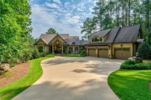 2581 Parrotts Pointe Road, Greensboro, GA 30642 (MLS #54396) :: Team Lake Country