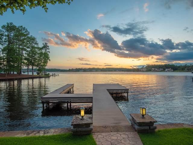 1250 Mercer Trail, Greensboro, GA 30642 (MLS #54539) :: Team Lake Country