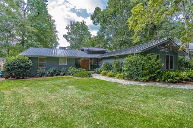 111 Lakecrest Drive, Milledgeville, GA 31061 (MLS #54685) :: Team Lake Country