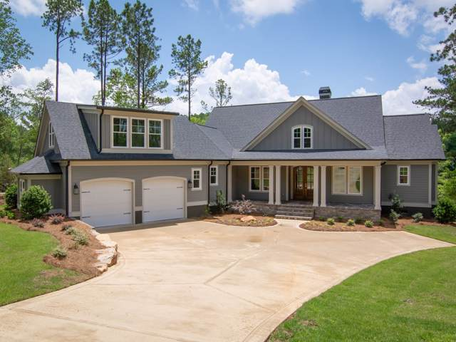1250 Long Cove Drive, Greensboro, GA 30642 (MLS #54706) :: Team Lake Country